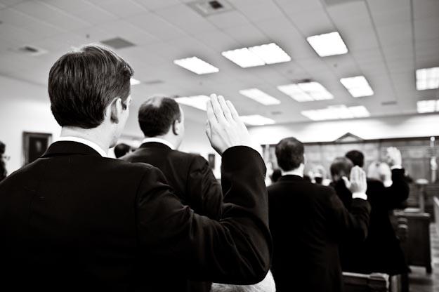 KCBA 2012 Swearing-In Ceremony © I CANDI Studios