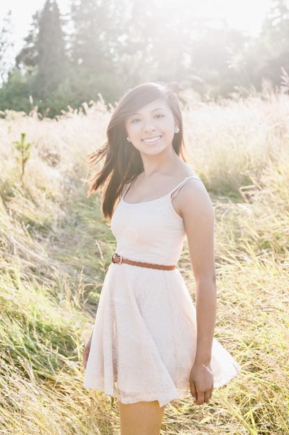 Ysabel - Senior Portraits