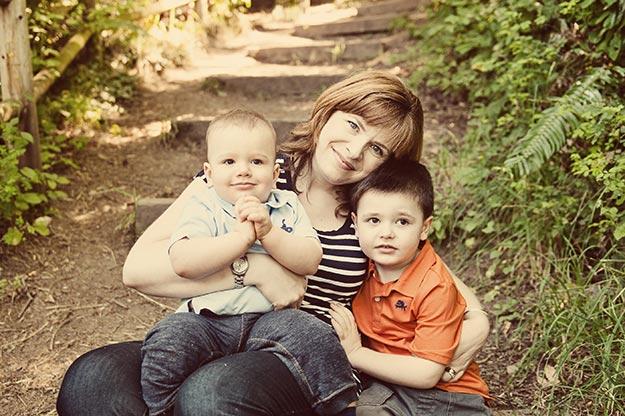 Portraits - Kids: Aiden & Zane