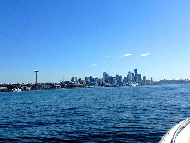 Seattle, WA - Puget Sound © 2013 I CANDI Studios