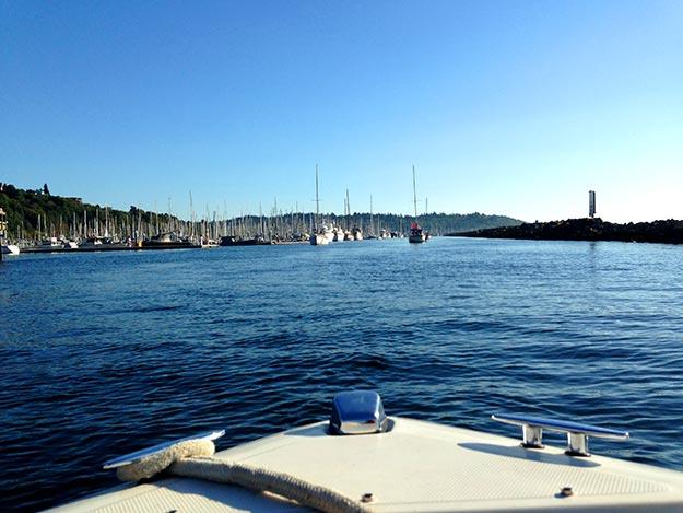 Seattle - Shilshole Bay Marina © 2013 I CANDI Studios