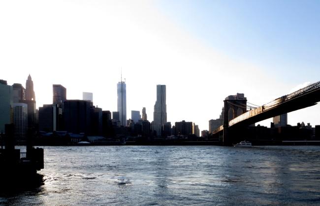 New York City Skyline &copy 2013 I CANDI Studios