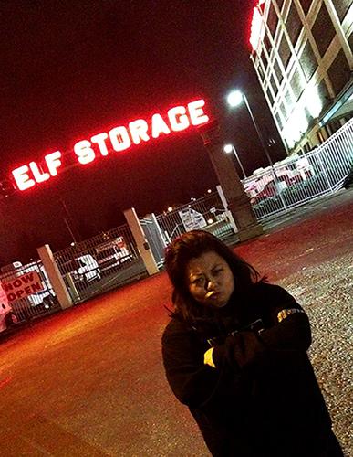 Santa's Elf Storage