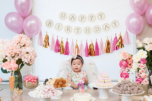 Madison 1st birthday. Photography by I CANDI Studios #icandiphotos