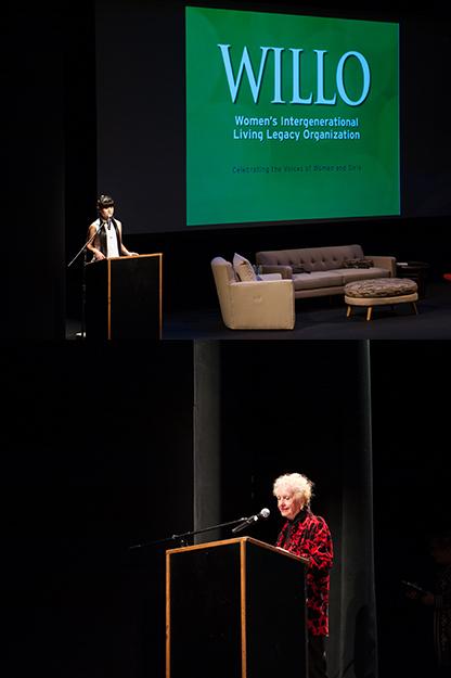 WILLO speakers: Ha La & Dawn Lucien - photography by I CANDI Studios