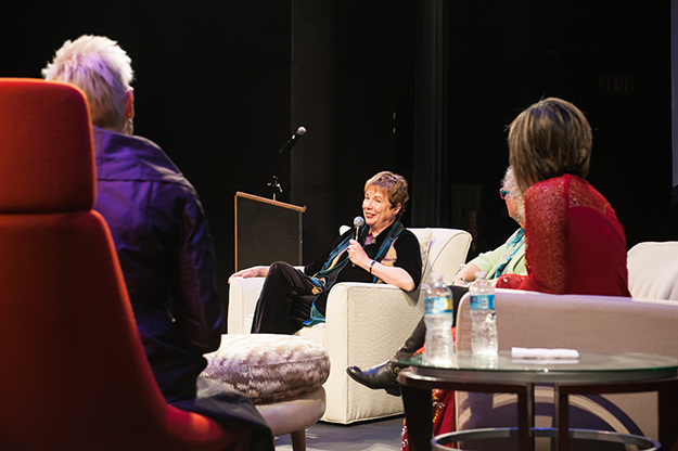 Pamela Transue, WILLO Tacoma Storytelling Festival 2015 - photography by I CANDI Studios