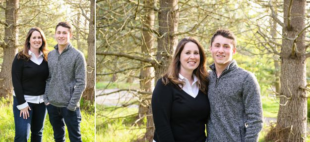 Discovery Park Seattle senior portraits by I CANDI Studios.