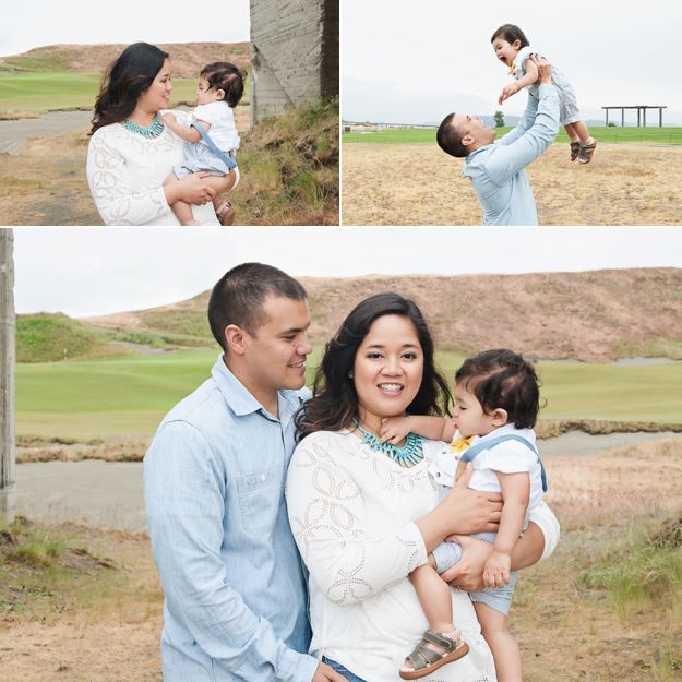 First Birthday Party - Family Photos by I CANDI Studios. Tacoma, WA