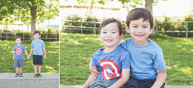Seattle family portraits by I CANDI Studios. West Seattle.