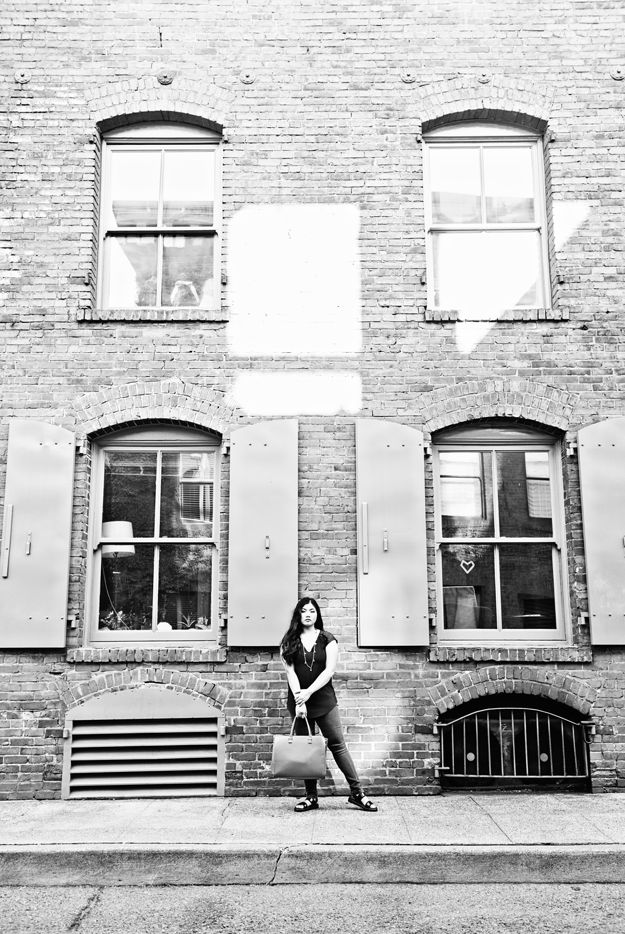 Seattle Pioneer Square - Senior Photos - Photography by I CANDI Studios