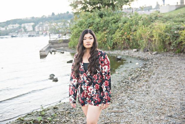 Seattle Senior Photos - Gas Works Park - Photography by I CANDI Studios