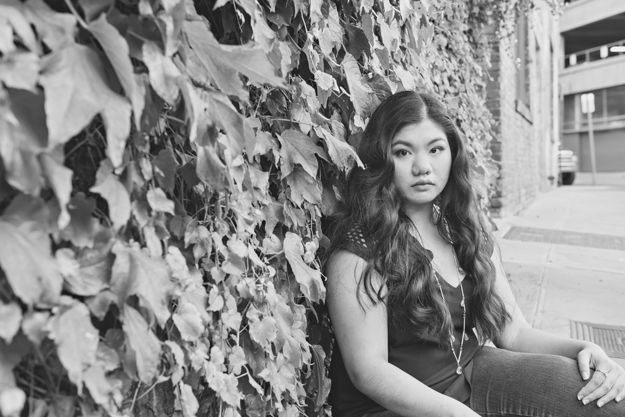 Seattle Senior Portraits - Catherine | Photos by I CANDI Studios